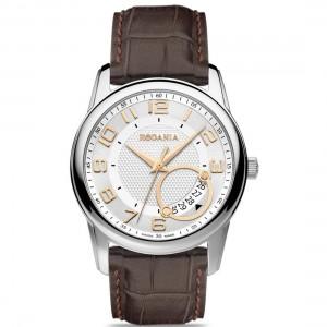 Homme acier bracelet cuir homme - 25038.23