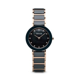 Montre Bering - Ceramic - or rose brilliant - 11429-767