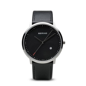 Montre Berin - Classic - argenté brossé - 11139-402