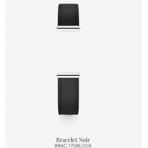 Bracelet de montre Antarès - Noir