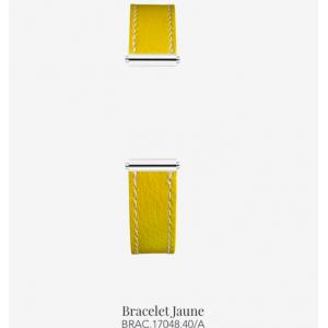 Bracelet de montre Antarès - Jaune