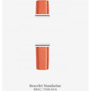 Bracelet de montre Antarès - Mandarine