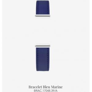 Bracelet de montre Antarès - Bleu Marine