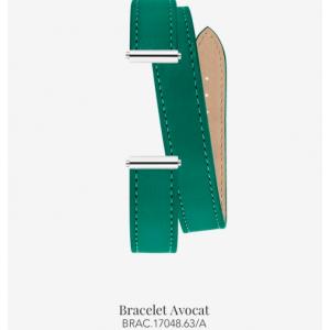 Bracelet de montre Antarès - Double vert