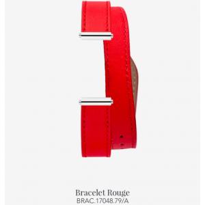 Bracelet de montre Antarès - Double Rouge