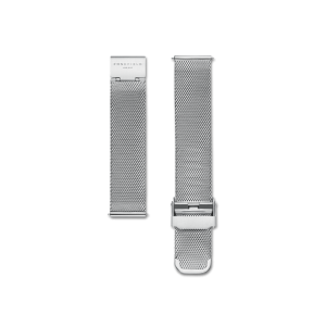 Montre Rosefield - Bracelet The Tribeca Blanc - Argent - mss s122