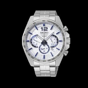 Montre Seiko - Sport - Quartz Chronographe - SSB343P1