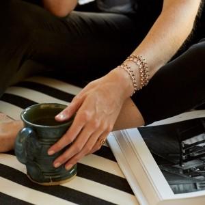 Bracelet en or Gigi Clozeau