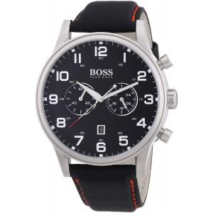 Montre Hugo Boss - Bracelet en tissu - 1512919